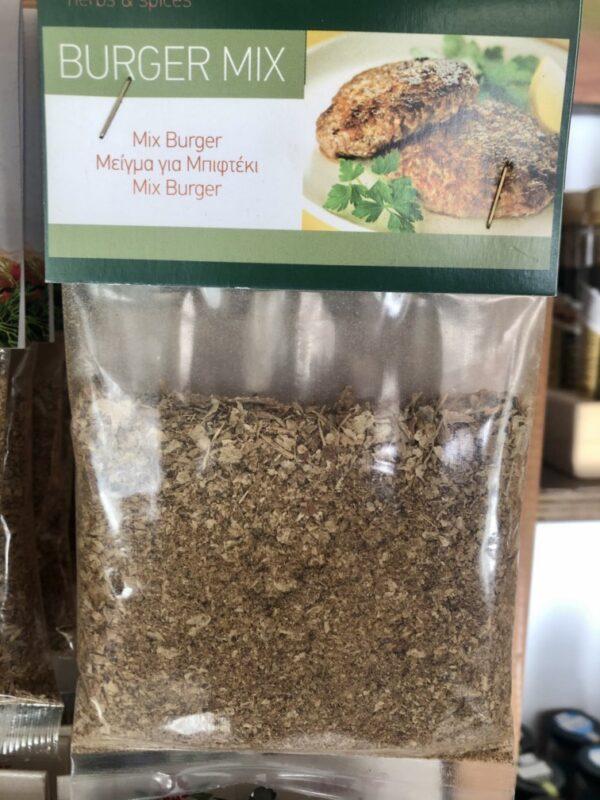 Burger mix - 40 gr