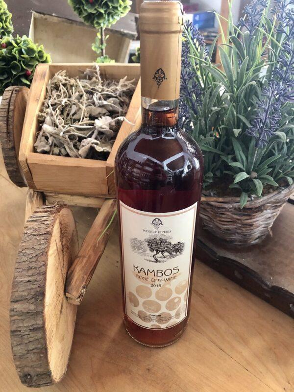 Kambos Rose Dry 750ml