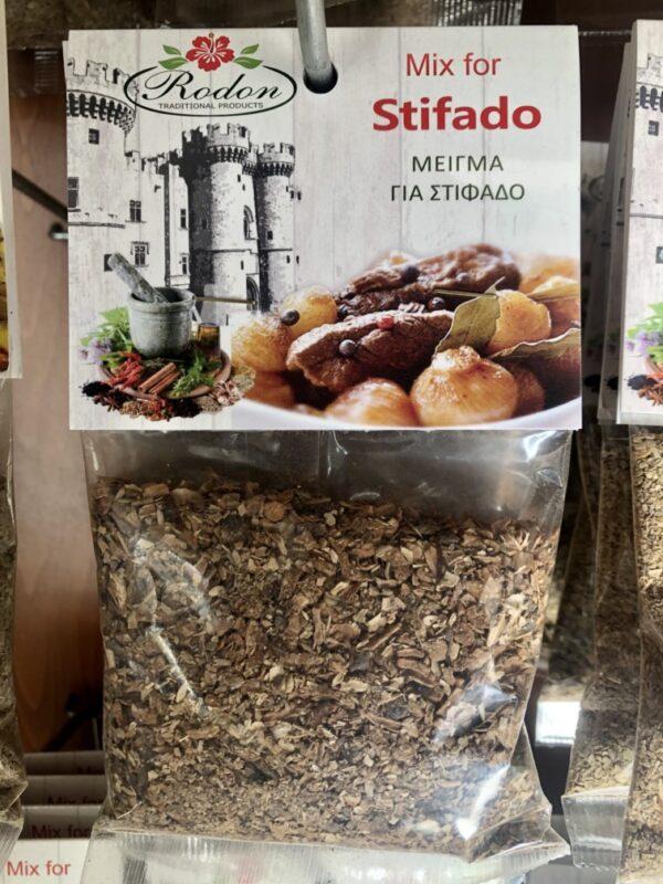 Mix for stifado - 40 gr